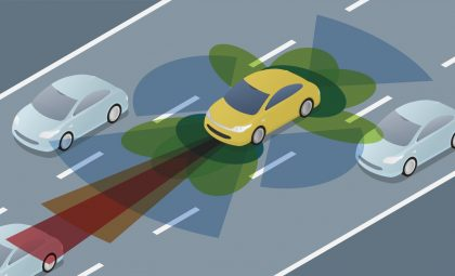 Keep Your Crash-Prevention Technology Working