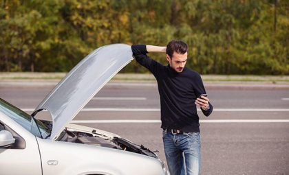 What to Do If Your Vehicle Breaks Down?
