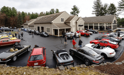 July Car Events in Massachusetts